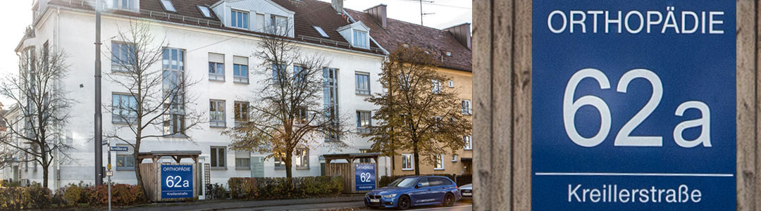 Impressum - Die Praxis von Dr. Kossack in der Kreillerstraße 62a